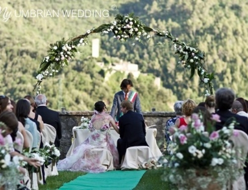 Destination Wedding Umbria