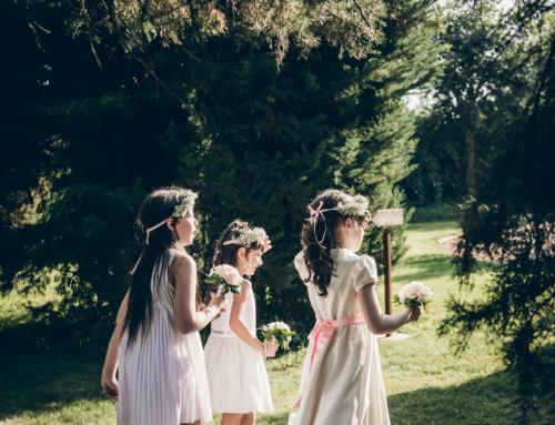 A Midsummer's night dream wedding