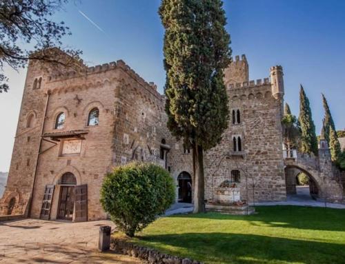 Fortebraccio Castle