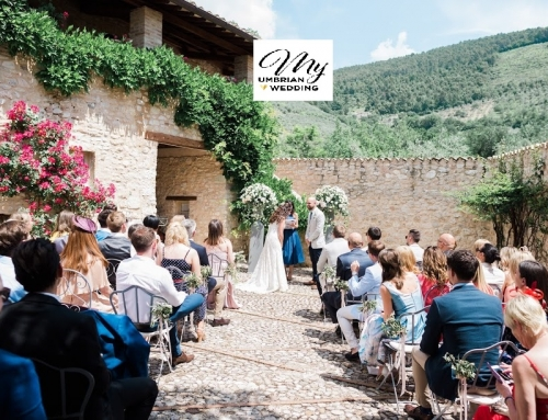 Your lavish wedding ceremony in Umbria: the role of the celebrant
