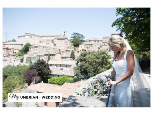 Your wedding in Todi